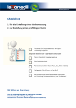 download checkliste
